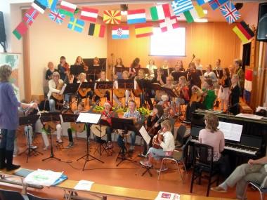 Presentatieconcert 27 mei 2011